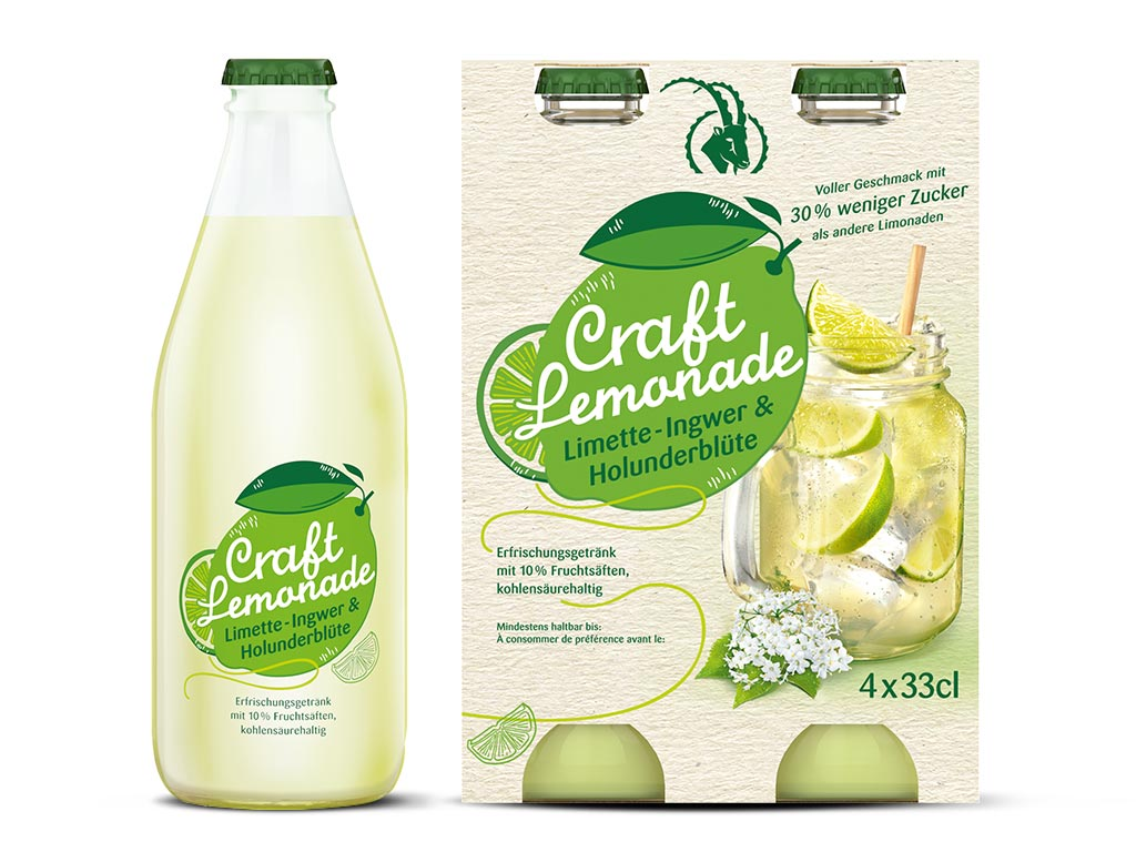 Rhäzünser Craft-Lemonade